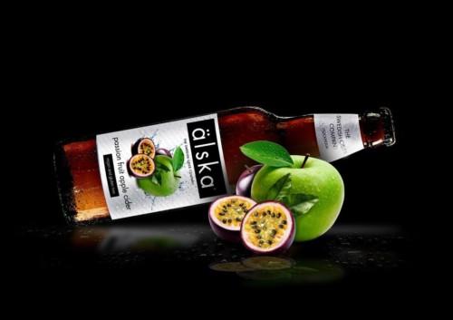 Älska Passion Apple Cider