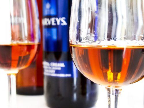 Harveys Bristol Cream Sherry wine 75cl