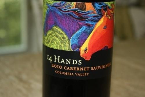 14 Hands Cabernet Sauvignon wine 75cl