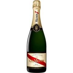 G.H.Mumm Cordon Rouge Champagne 75cl
