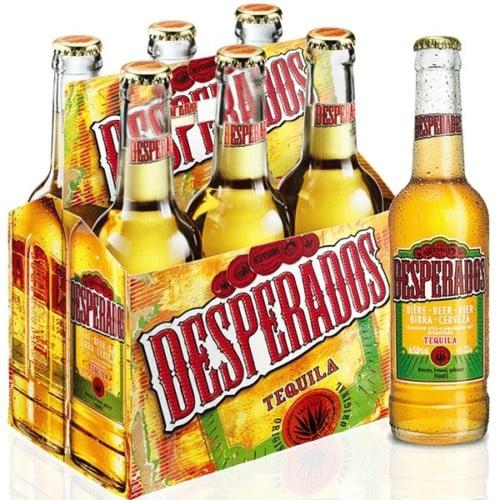 Desperados Tequila Beer 6x330ml 1