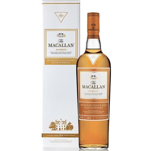 The Macallan Amber 750ml 1