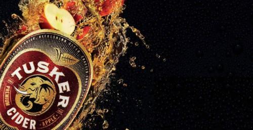 tusker cider beer 6x500ml