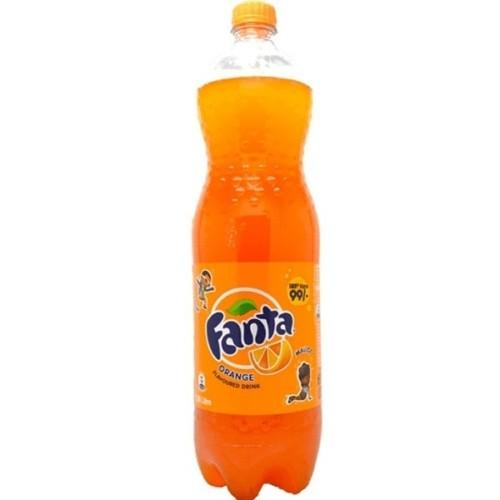 Fanta Orange 1.25L