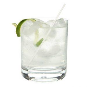 Gin+Lemon Cocktail