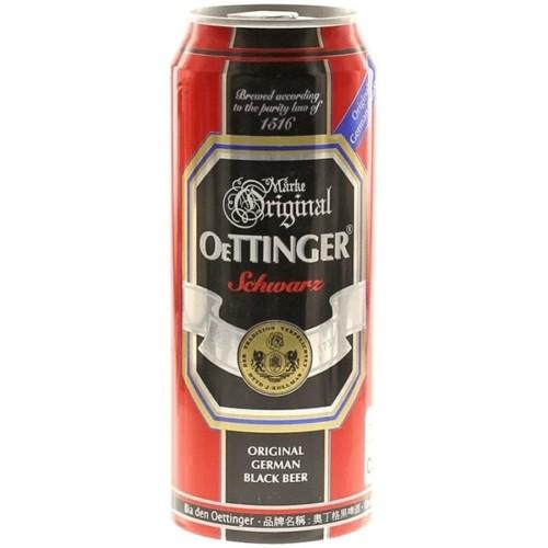 Oettinger Schwarz Can
