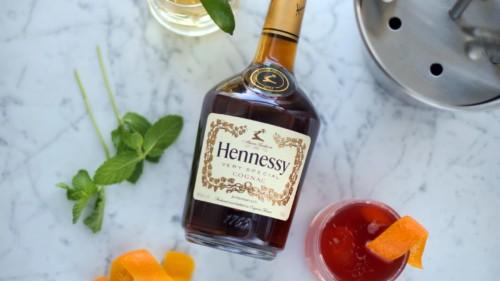 Hennessy V.S. 35cl 4