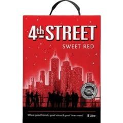 4th Street Sweet Red 5L