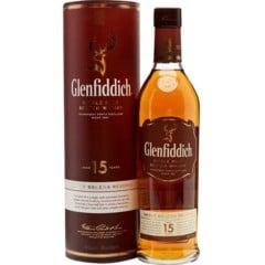 Glenfiddich 15-year-old 750ml