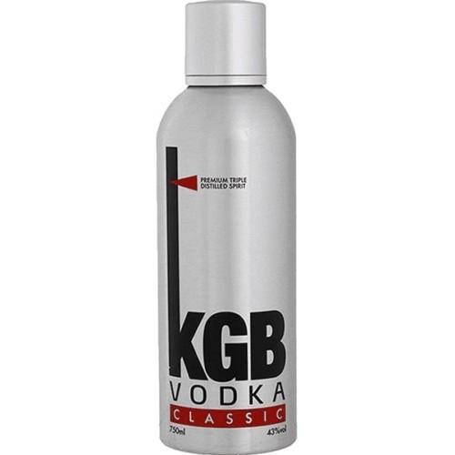 KGB Vodka Classic 750ml
