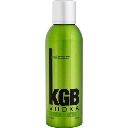 KGB Vodka Limón 750ml