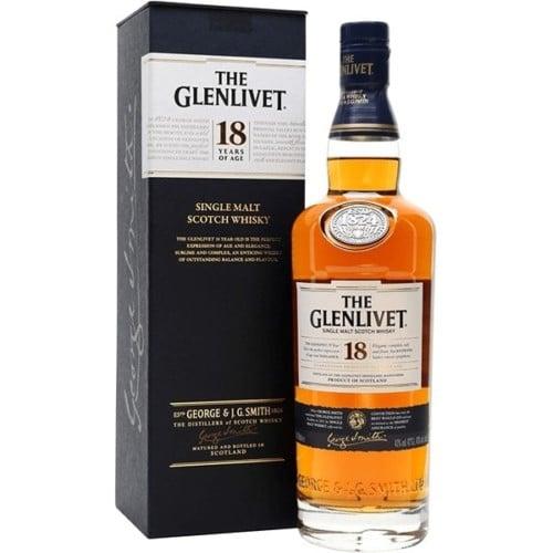 Glenlivet 18 Year Old Whisky