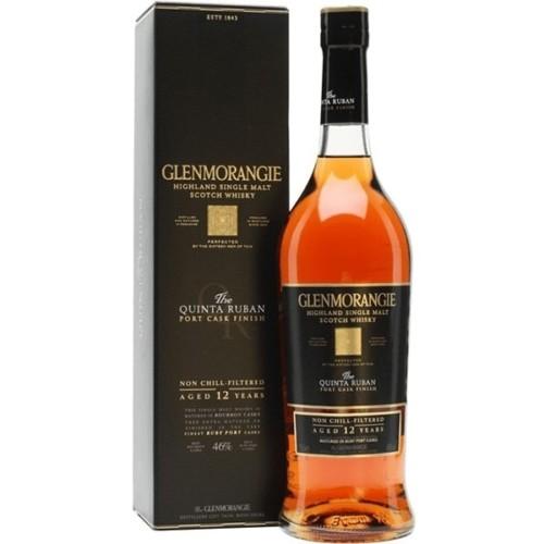 Glenmorangie Quinta Ruban 12 Year Old Scotch Whisky 700ml