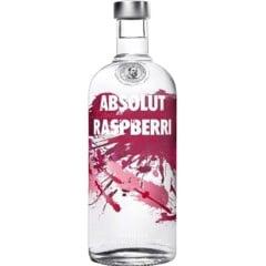 Absolut Raspberri Vodka 750ml