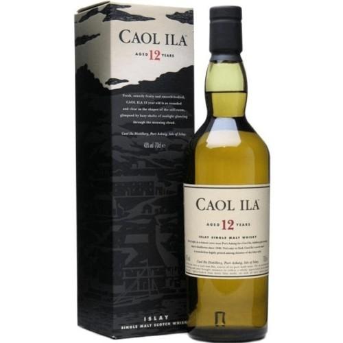 Caol Ila 12 Year Old Scotch Whisky