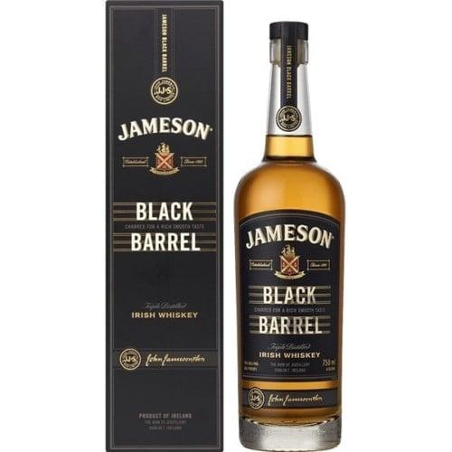 Jameson Black Barrel Whiskey 750ml