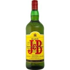 J&B Rare Scotch Whisky 1L