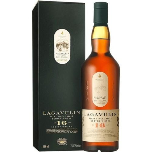 Lagavulin 16 Year Old Scotch Whisky 750ml