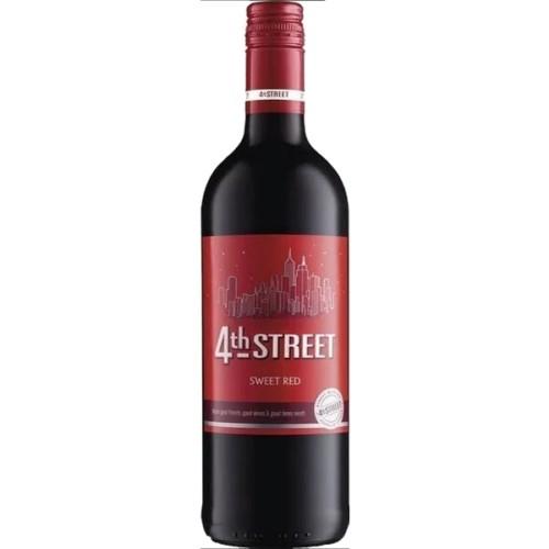 4th Street Sweet Red 1.5L