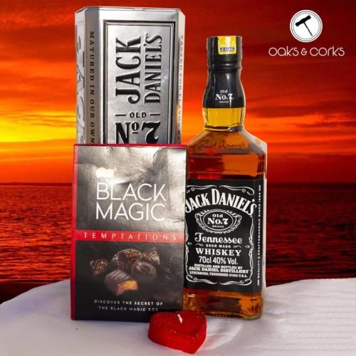 Black Magic Valentine Hamper