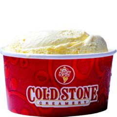 Cold Stone French Vanilla Ice Cream 150ml