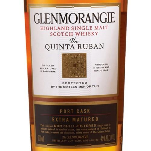 Glenmorangie Quita Ruban 12 Year Old