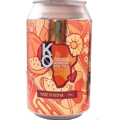 Kenyan Originals Tropical Ice Tea 330ml