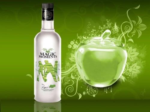 Magic Moments Green Apple