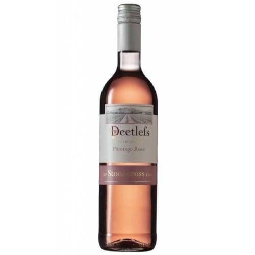 Deetlefs Pinotage Rose