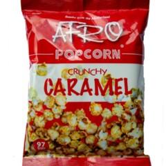 Afro Popcorn Crunchy Caramel 35g