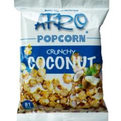 Afro Popcorn Crunchy Coconut 35g