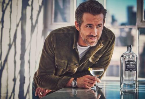 Ryan Reynolds Gin