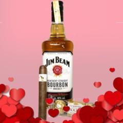 A Man's Treat Valentine Gift