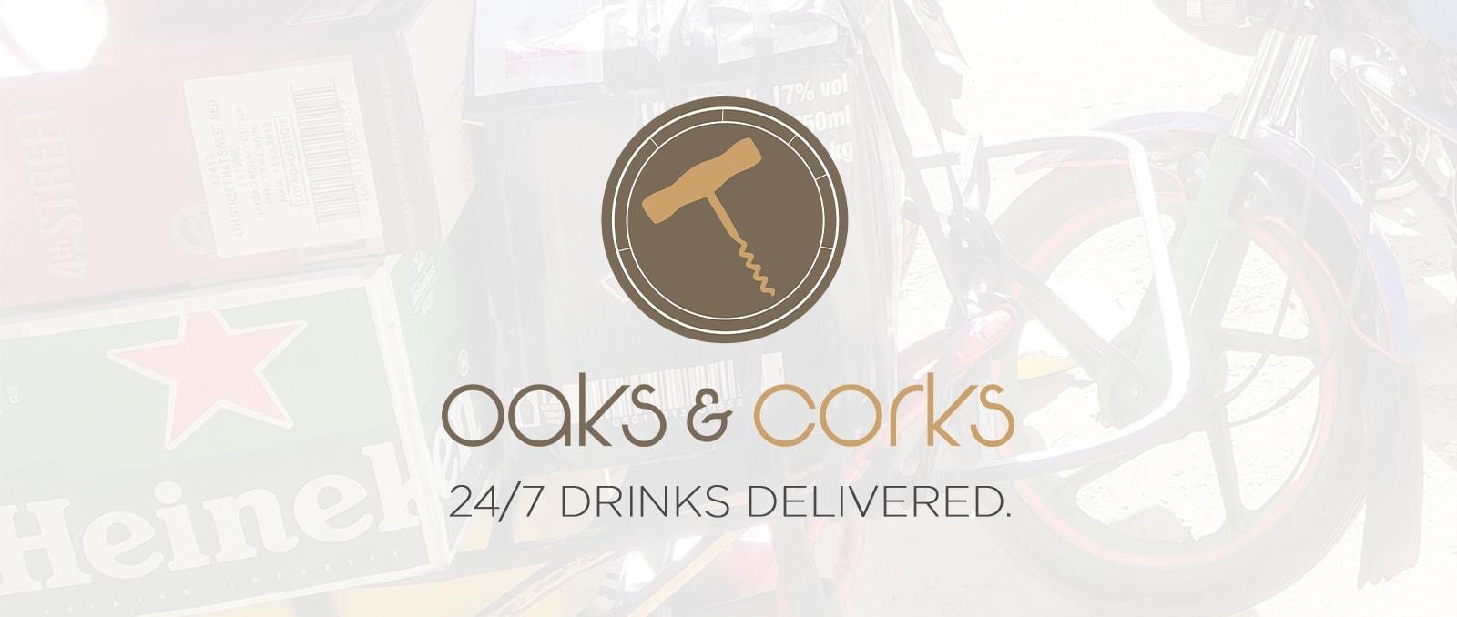 Alcohol Delivery Kenya – Story about Oaks & Corks