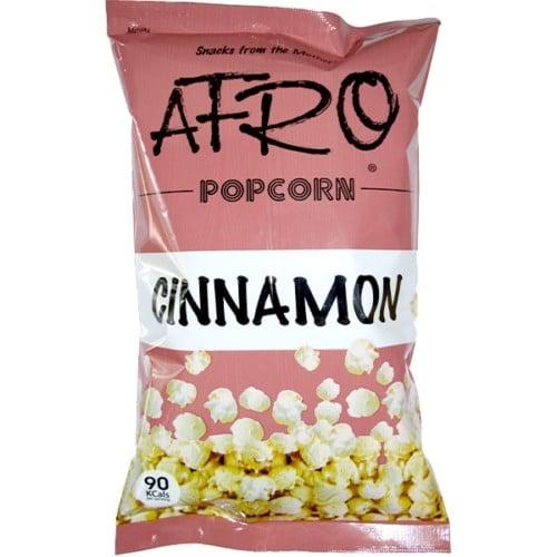 Afro Popcorn Cinnamon 65g