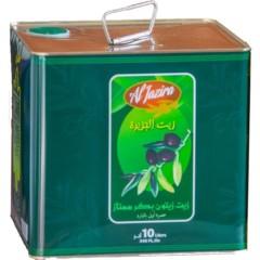 Al Jazira Extra Virgin Olive Oil 10L - First Cold Pressed