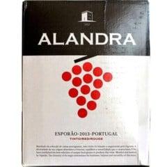 Alandra Red Wine 5L
