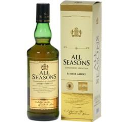 All Seasons Whisky 750ml