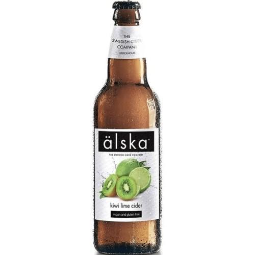 Älska Kiwi Lime Cider 500ml