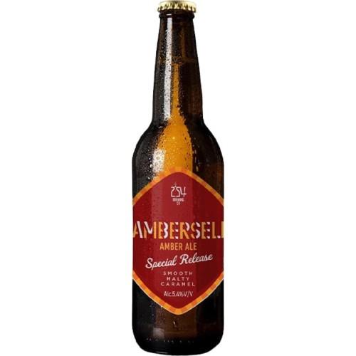 Amberseli 330ml - Smooth, Malty and Caramel