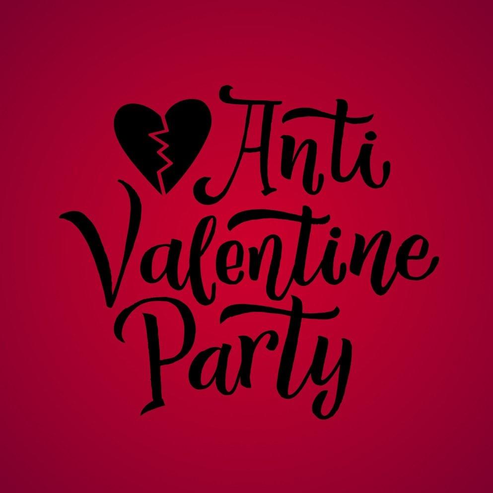 Anti Valentines Party