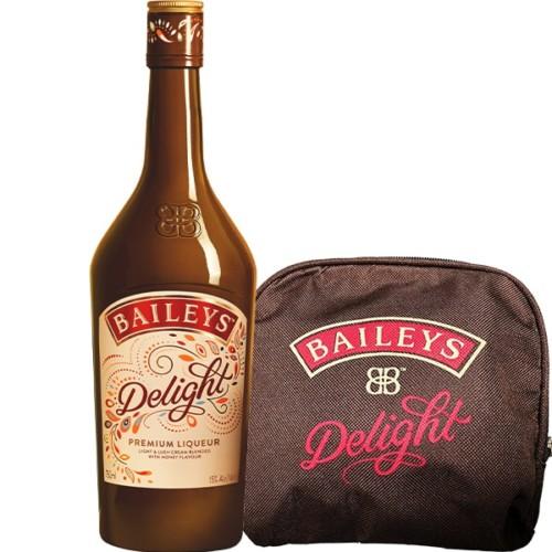Baileys Delight 750ml + Free Make-Up Bag