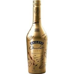 Baileys Chocolat Luxe 500ml - Irish Cream liqueur with real Belgian chocolate