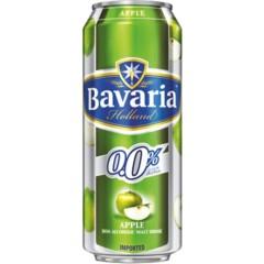 Bavaria 0.0% Apple 500ml
