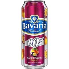 Bavaria 0.0% Mango Passion 500ml