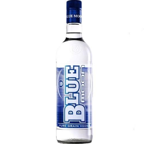 Blue Moon Vodka 750ml