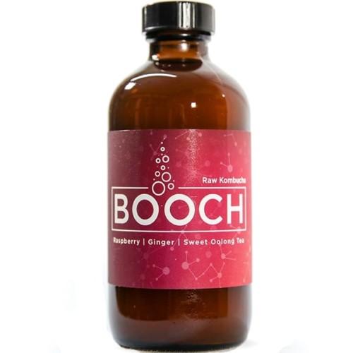 Booch - Raspberry | Ginger | Sweet Oolong Tea - Kombucha