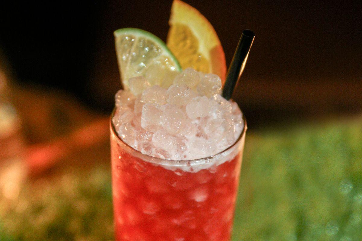 campari liqueur cocktail