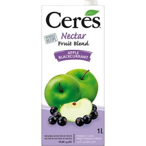 Cerés Nectar Apple & Blackcurrant 1L
