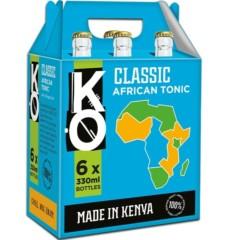 KO Classic African Tonic 6x330ml